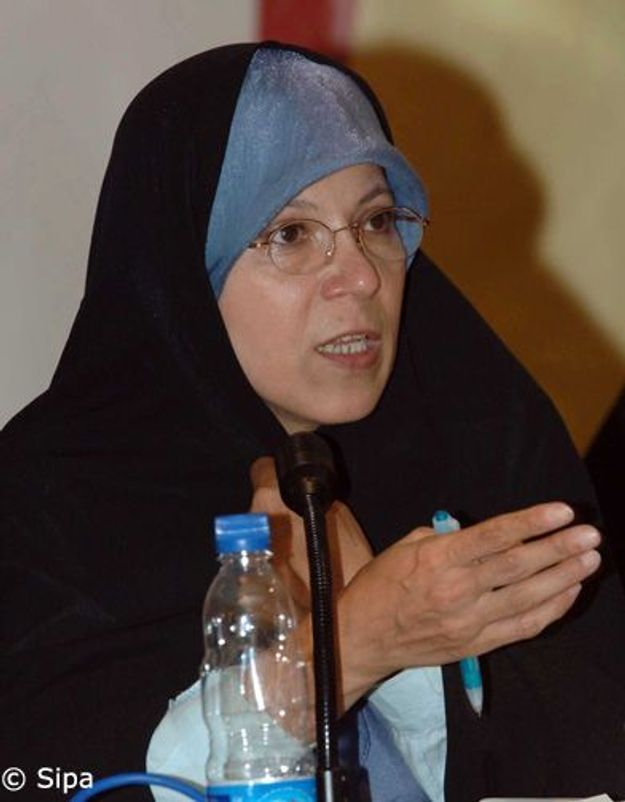 Iran : la fille de l'ex-président Rafsandjani devant le tribunal