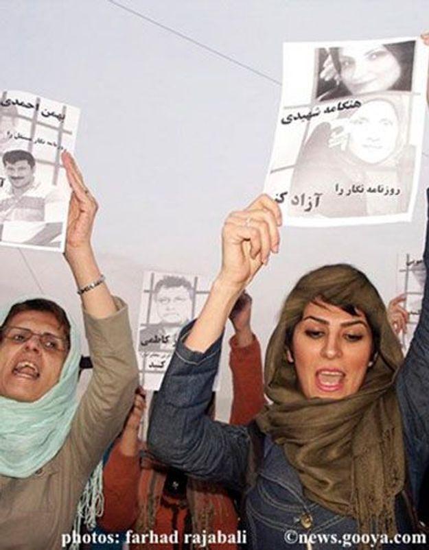 Iran : mobilisation pour libérer les prisonnières d'opinion