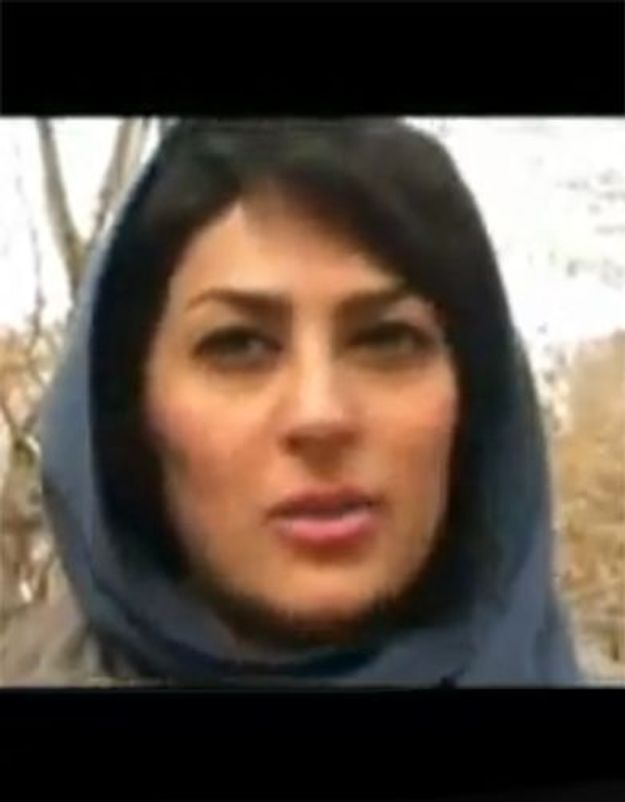 Iran : une militante des droits de l'Homme libérée