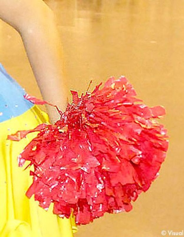 Israël : les pom-pom girls priées de se rhabiller