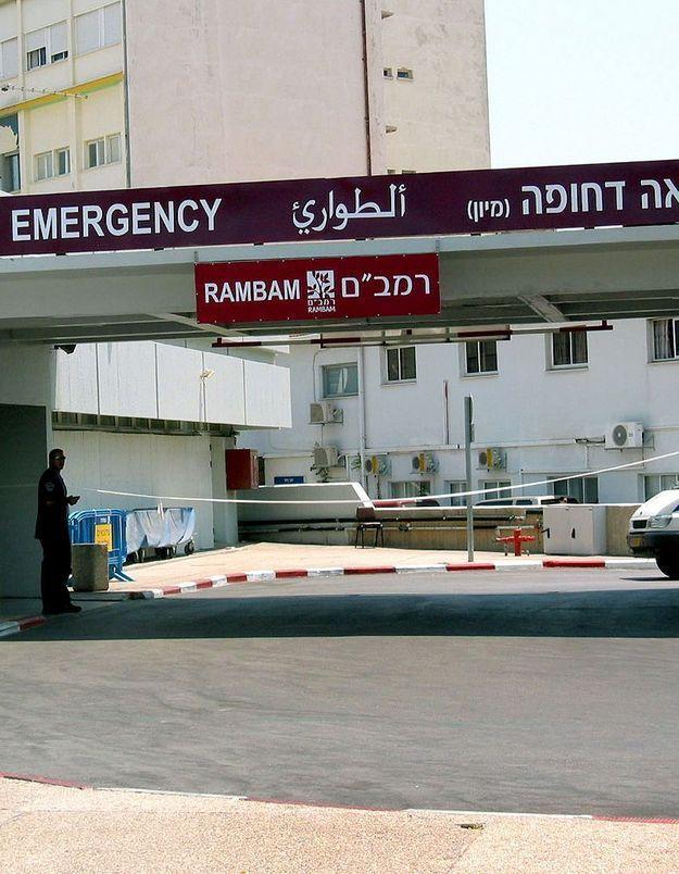 Israël : une adolescente brûlée à l'acide