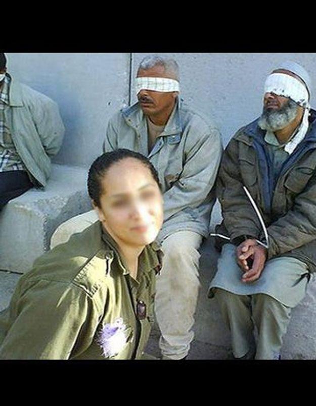 Israël : une soldate publie des images chocs sur Facebook