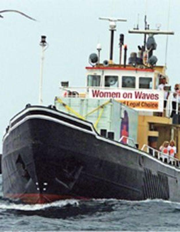 IVG, l'espoir reprend la mer