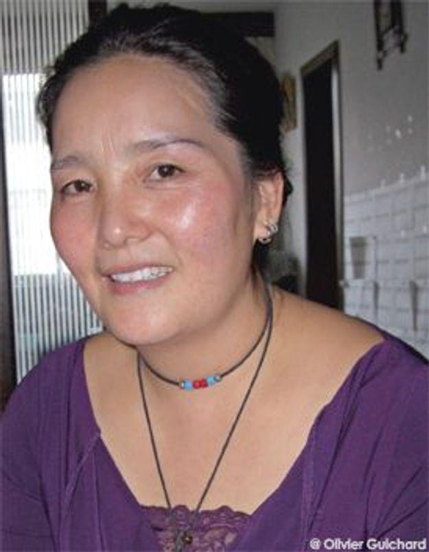 Jamyangkyi, prisonnière des Chinois
