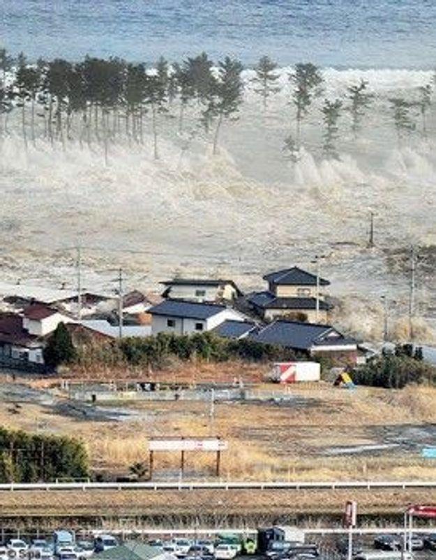 Japon : 10 000 personnes sont portées disparues