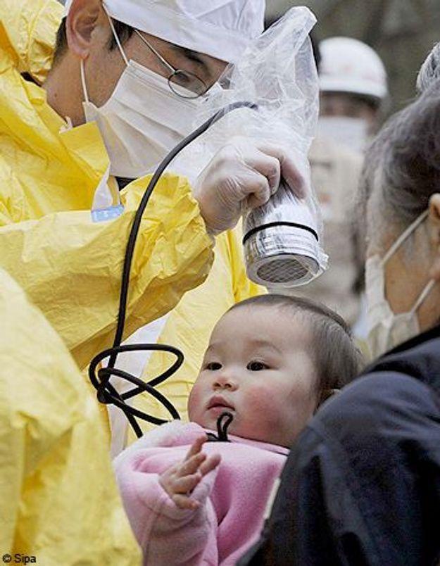 Japon: l'accident nucléaire aurait atteint le niveau 6 sur 7