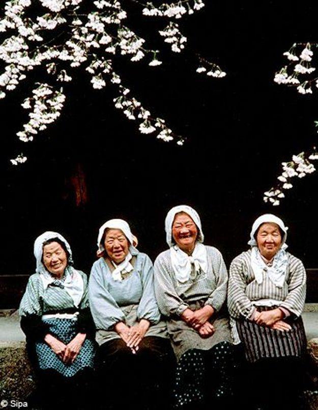 Japon : le pays où les femmes vivent le plus longtemps