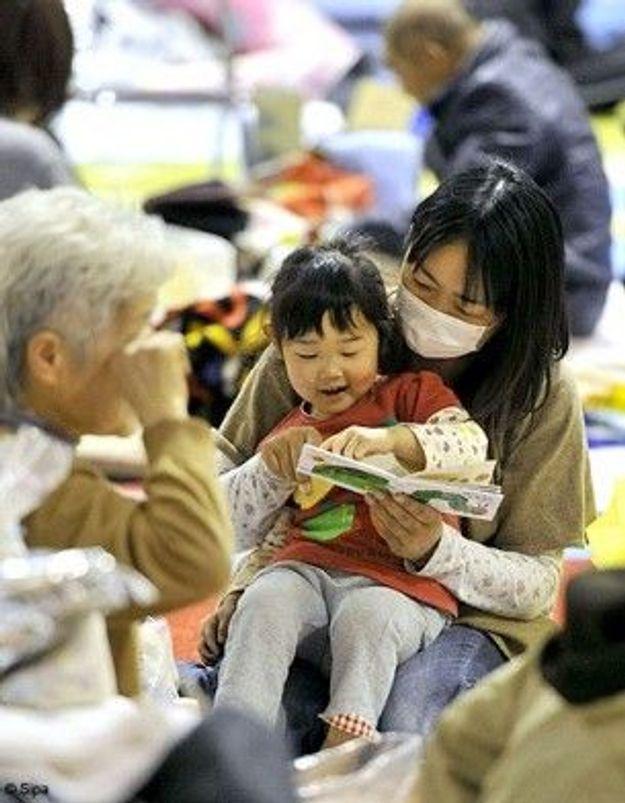 Japon : nouveau bilan un mois après le tsunami