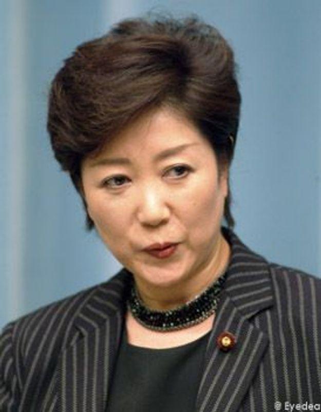 Japon : Yuriko Koike candidate au poste de Premier ministre
