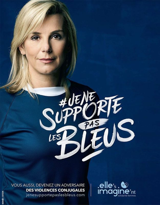 « Je ne supporte pas les bleus », et vous ?