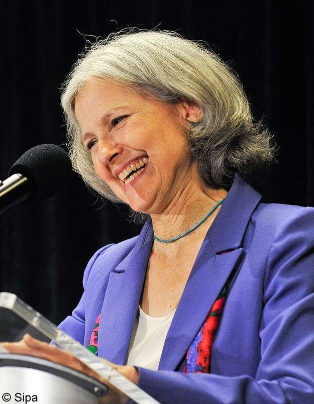 Jill Stein, candidate verte à l'élection présidentielle américaine