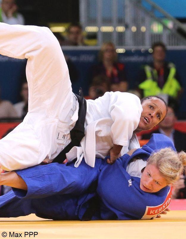 JO 2012/Judo : Lucie Décosse déroche l'or en moins de 70 kg