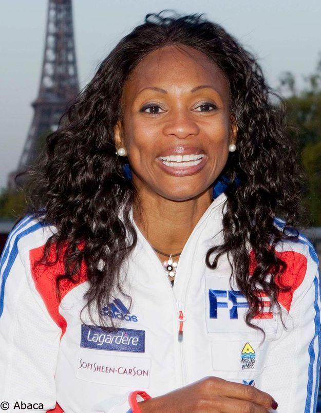 JO 2012 : Laura Flessel est « fière pour la gent féminine »