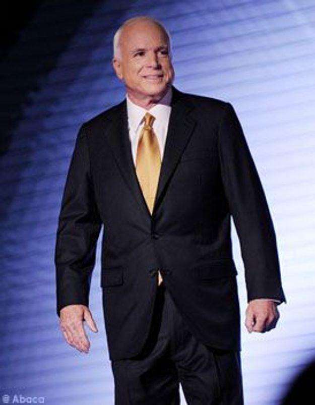 John McCain en tête des sondages