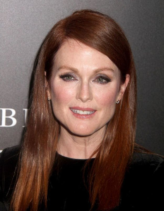 Julianne Moore s'engage contre les armes aux Etats-Unis