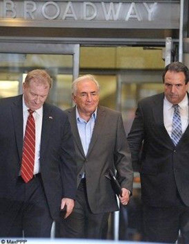 L'acquittement pour viol qui pourrait intéresser DSK