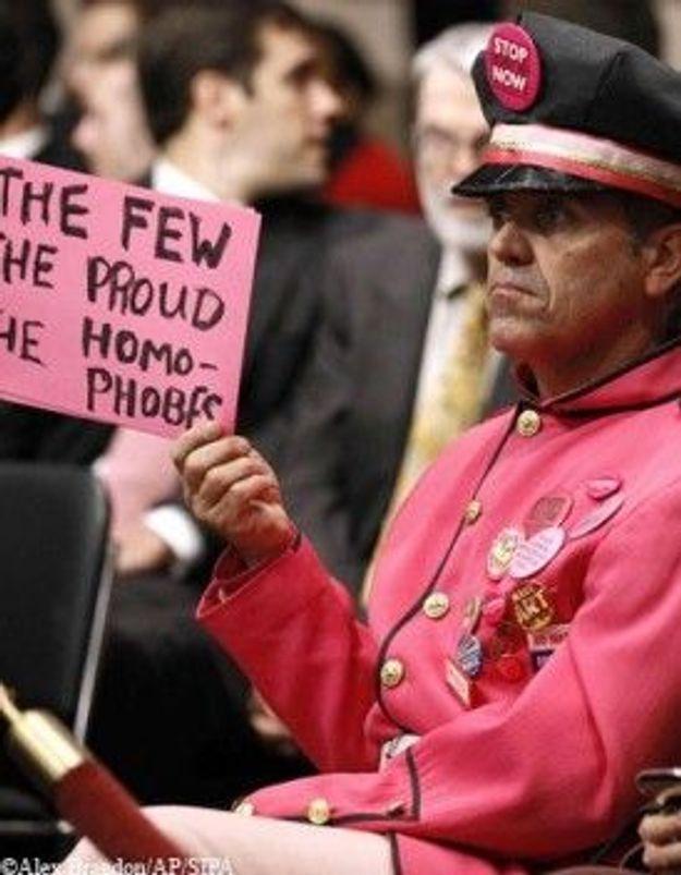 L'armée américaine s'ouvre aux homosexuels