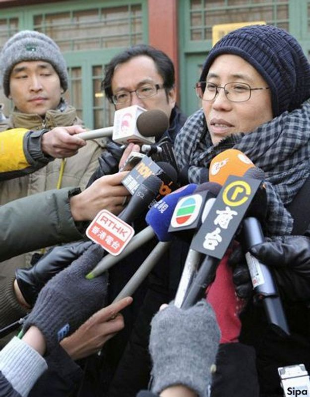 L'épouse de Liu Xiabo, le prix Nobel de la Paix 2010, assignée à résidence