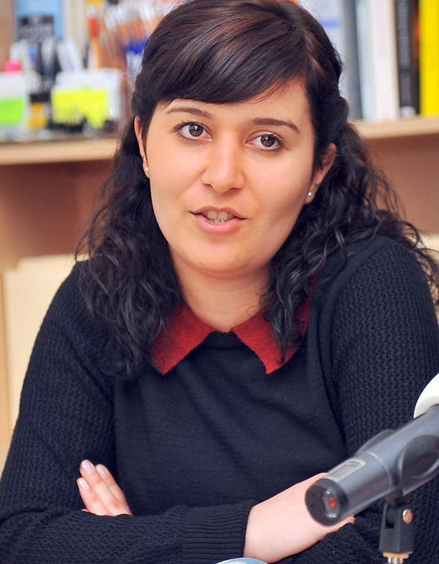 L'étudiante franco-turque Sevil Sevimli de retour à Lyon
