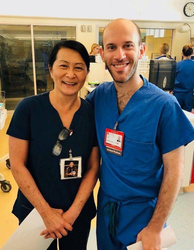 L'incroyable histoire de cette infirmière qui 28 ans plus tard retrouve son patient