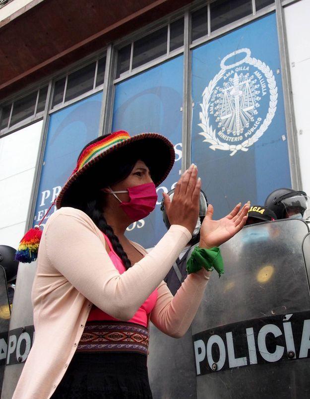 L'inquiétante hausse des disparitions de femmes péruviennes pendant le confinement