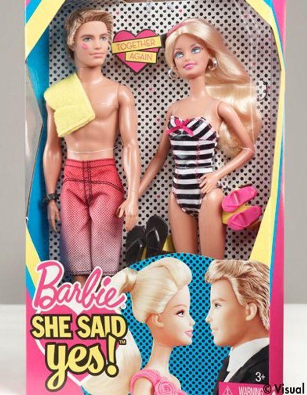 L'Iran fait la guerre aux poupées Barbie