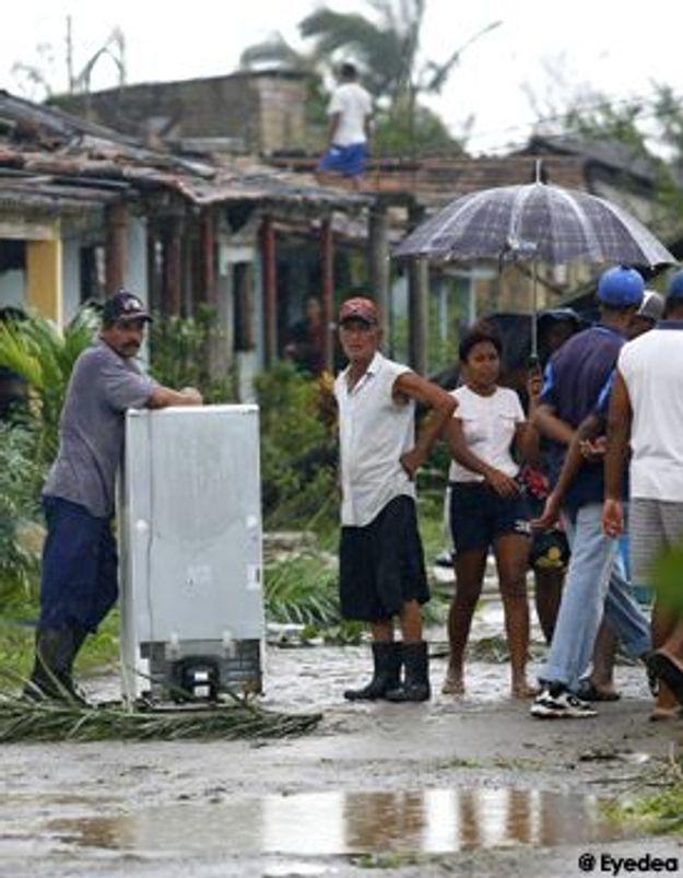 L'ouragan Gustav : trouble-fête de la Convention républicaine