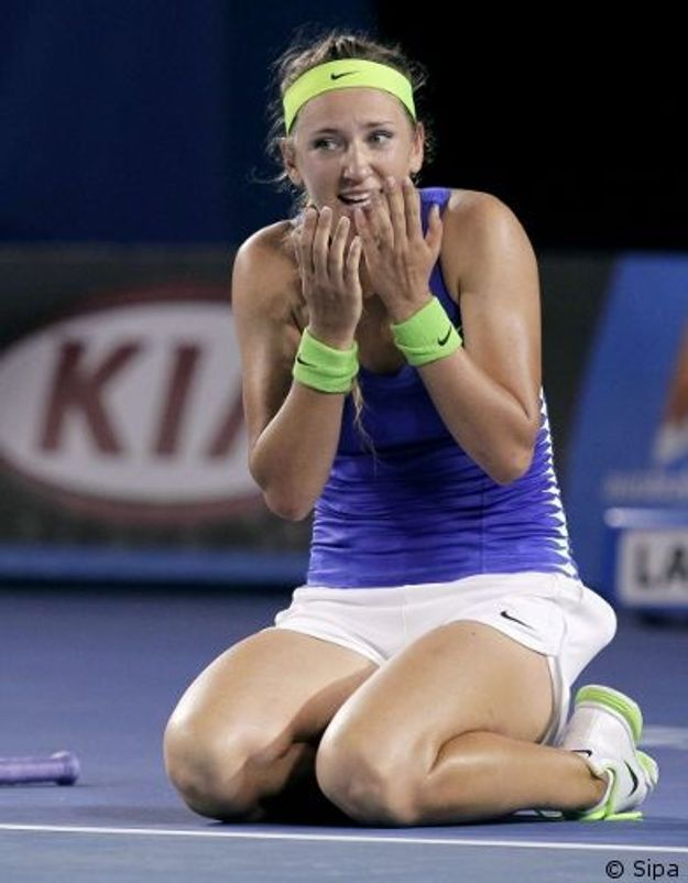 La Biélorusse Victoria Azarenka remporte l'Open d'Australie