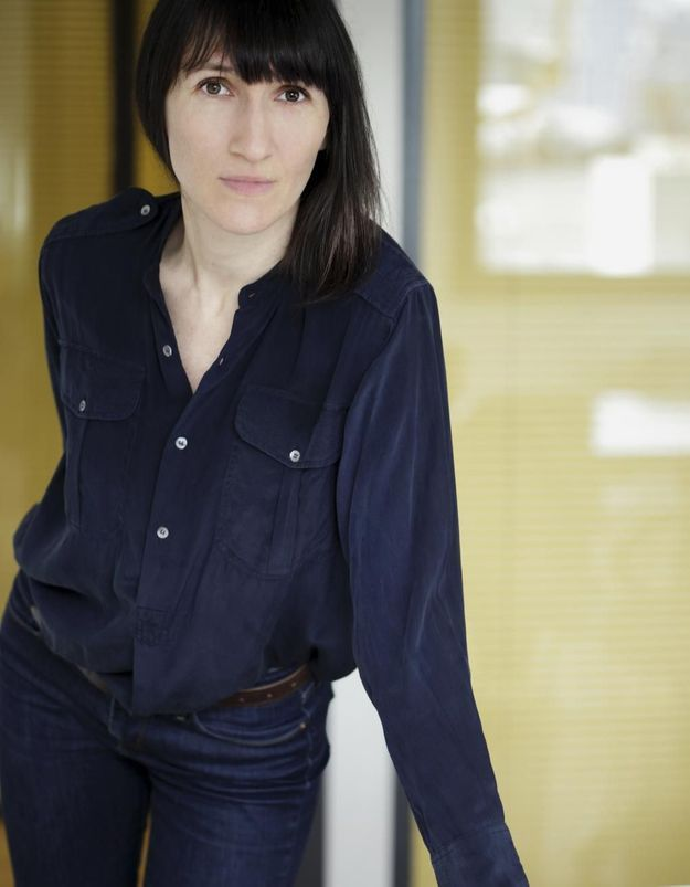 La femme de la semaine : Catherine Meurisse
