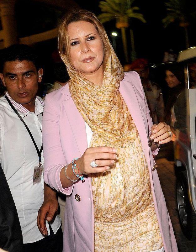 La fille de Kadhafi expulsée d'Algérie