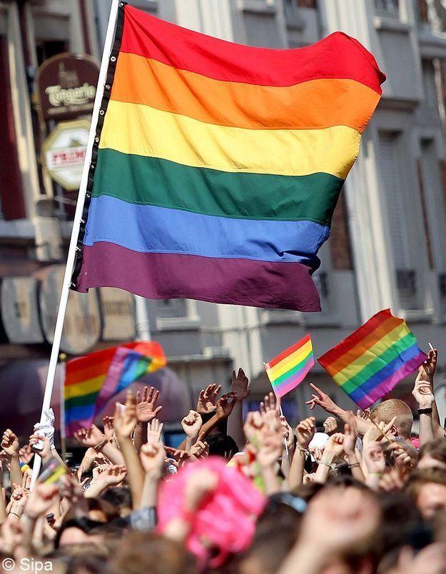 La France accepte mieux l'homosexualité