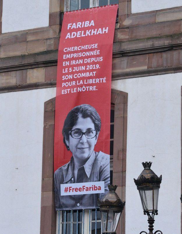 La France demande la libération de l'anthropologue Fariba Adelkhah