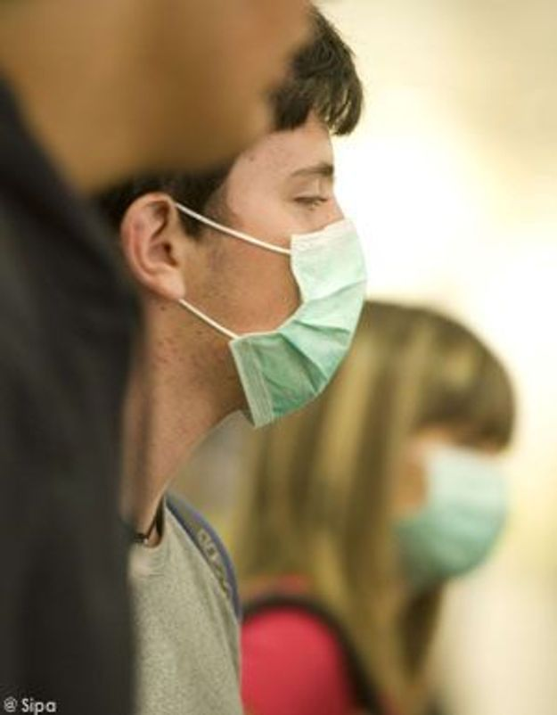 La grippe A ne serait pas dangereuse
