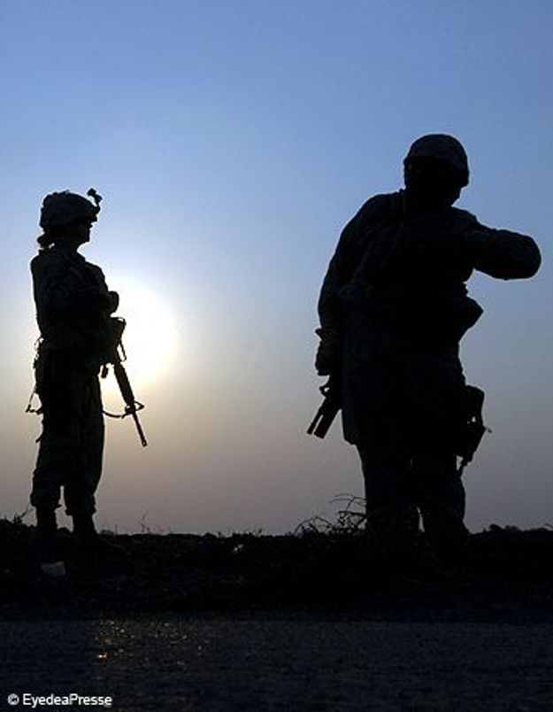 La grossesse ? Un motif de sanction pour l'armée américaine