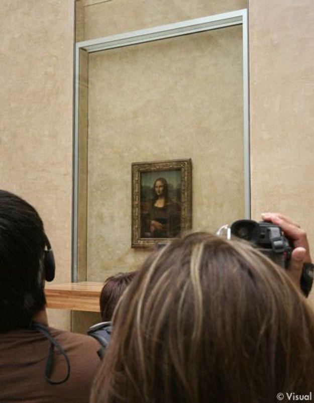 La Joconde : un portrait de l'amant de Leonard De Vinci ?