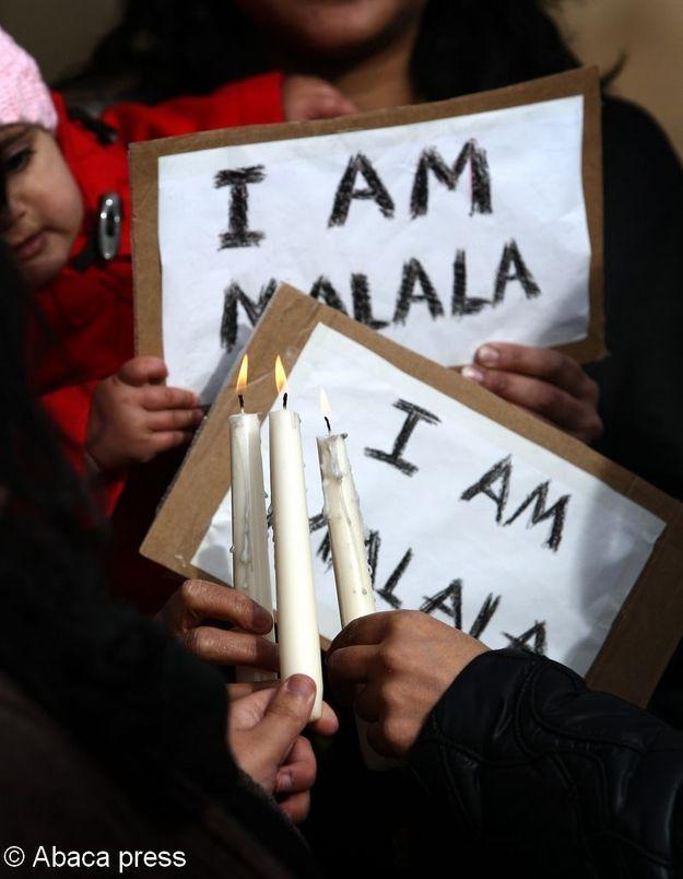 La journée mondiale pour Malala célébrée ce samedi