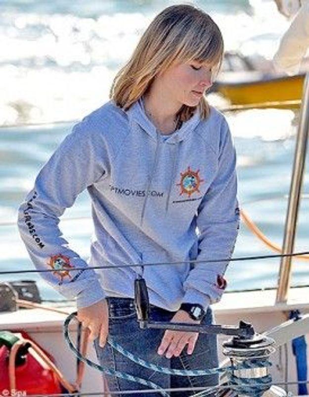 La navigatrice de 16 ans est arrivée à la Réunion