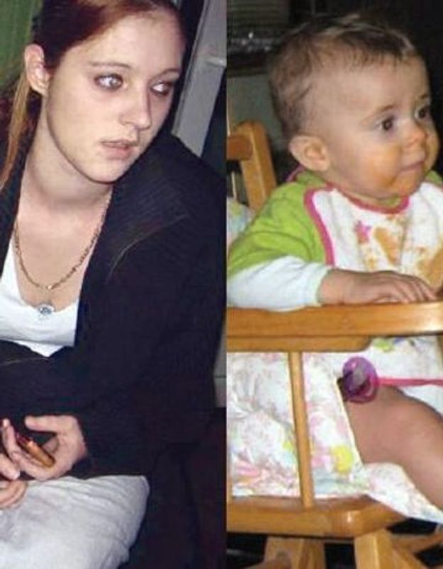 La petite Franchesca enlevée par la compagne de son père ?
