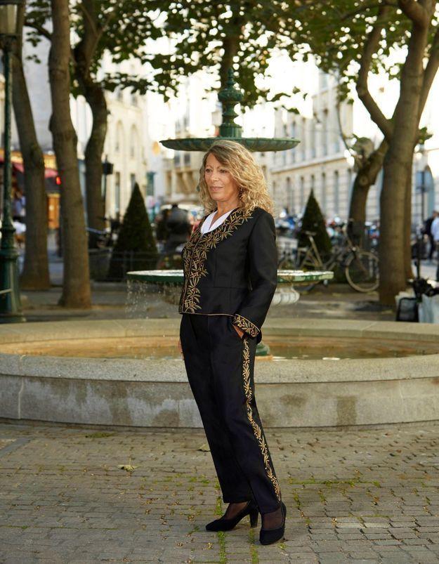 La philosophe Barbara Cassin a fait son entrée à l'Académie française