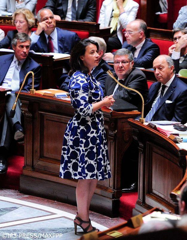 La robe de Cécile Duflot provoque des réactions machistes