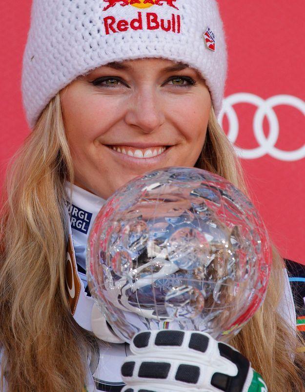 La skieuse Lindsey Vonn ne défiera pas les hommes