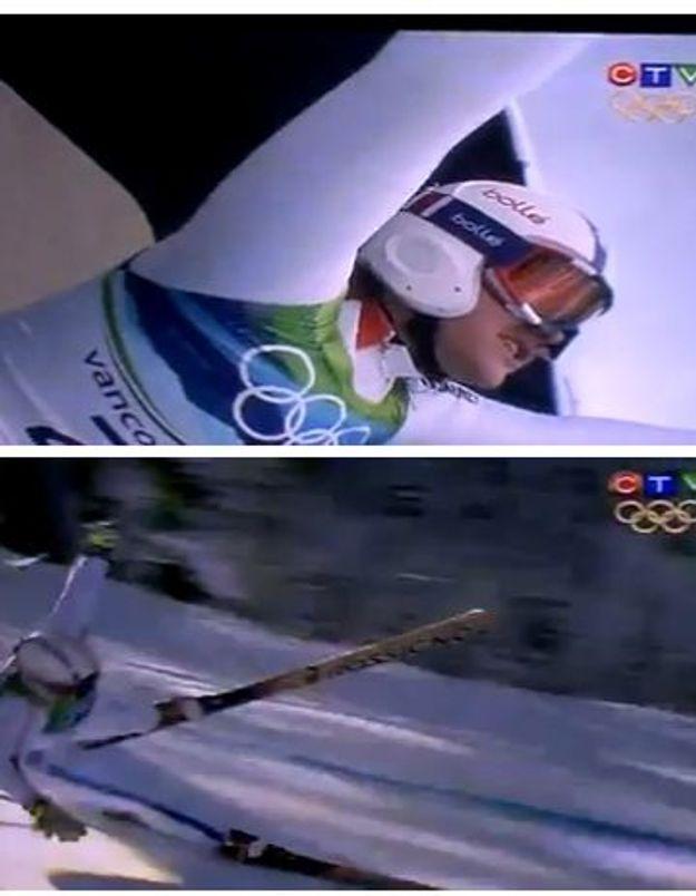 La skieuse Marion Rolland est devenue la risée du web