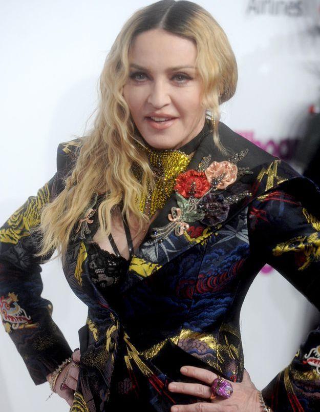 « La solidarité féminine est un pouvoir » : le discours inspirant de Madonna contre le sexisme