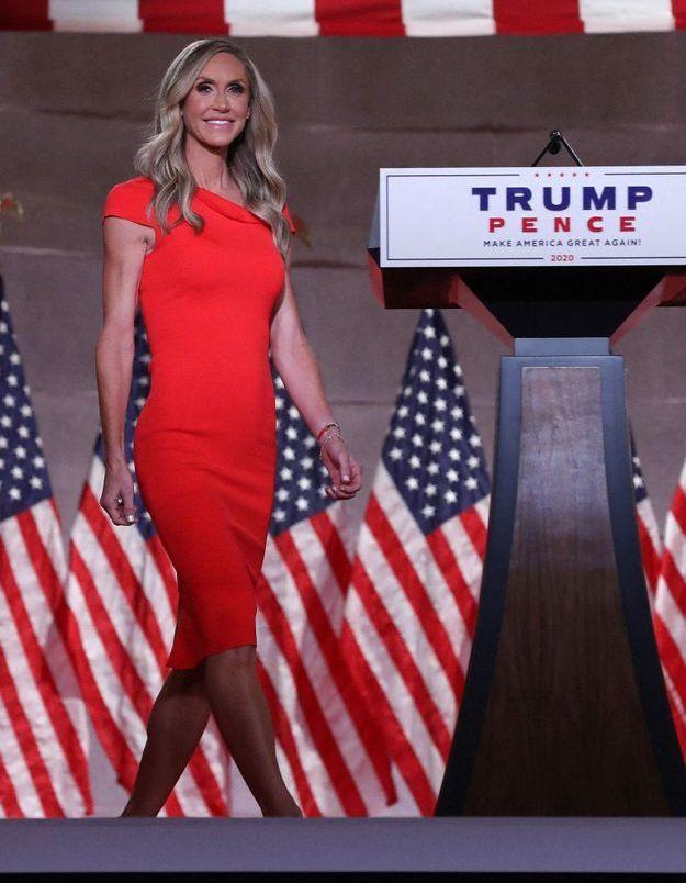 Lara Trump : la belle-fille de Donald Trump bientôt sénatrice ?