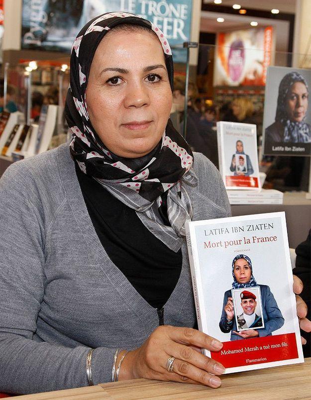 Latifa Ibn Ziaten : « Même s'il faut mourir, je n'arrêterai pas mon combat »
