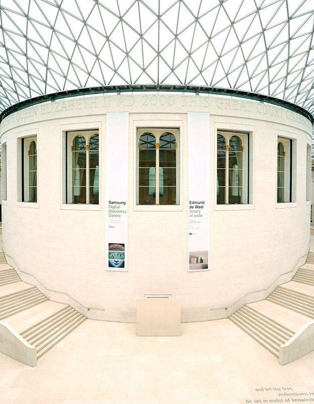 Le British Museum déplace le buste de son fondateur pour expliquer son passé colonial