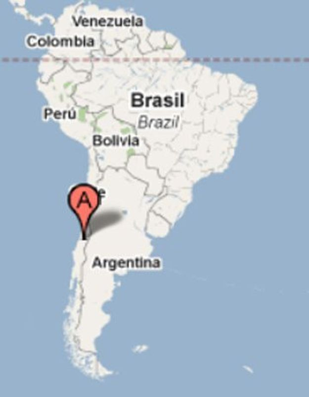 Le Chili frappé par un violent séisme