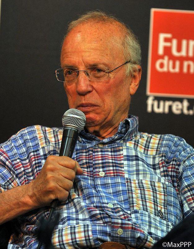 Le commentateur sportif Thierry Roland est mort