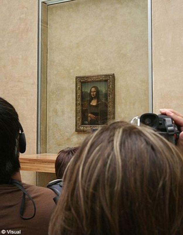 Le Louvre refuse de prêter sa trop fragile Joconde