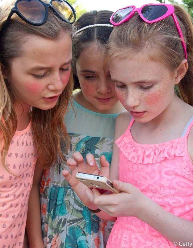 Le portable, source de conflits entre parents et enfants